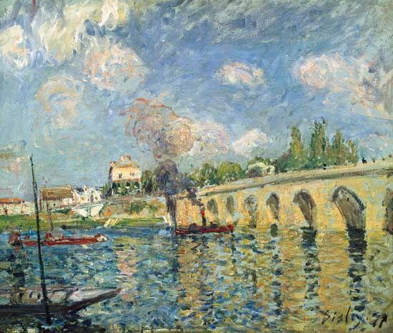 Le nombre : singulier et pluriel des noms et adjectifs   Peintures impressionnistes, Art ...