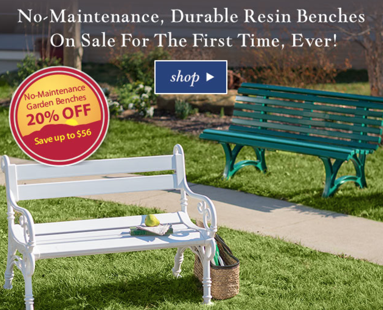 We Ordered Our Bench Approximately Ten Years Ago And It