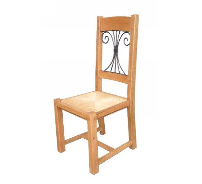 impressionnant chaise fer forgé Décoration française Pinterest
