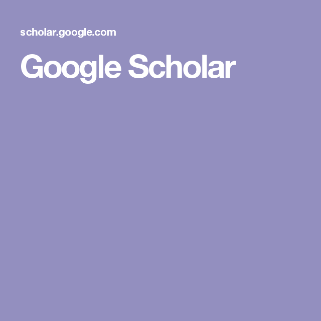 This link will take you to TONS of scholarly articles