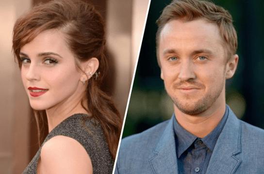 Is Emma Watson Dating Tom Felton? Tom felton, Emma