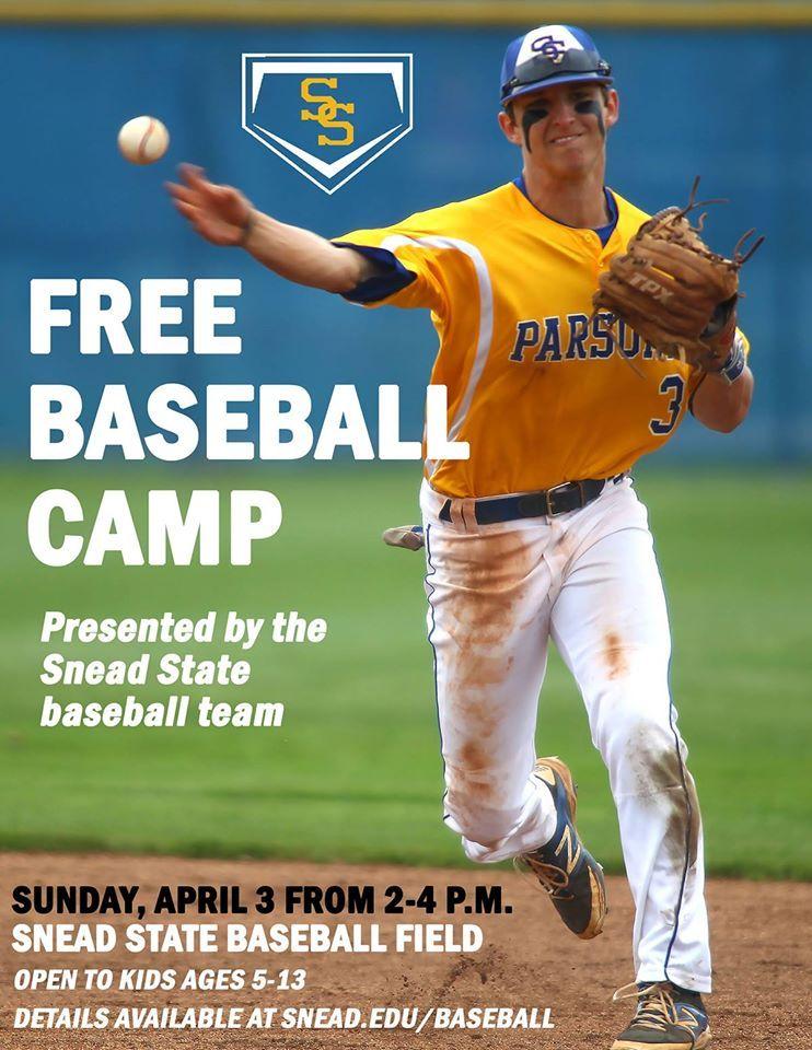 Pin By Snead State Workforce Developm On Snead State Community College Baseball Camp Baseball Team Baseball Field