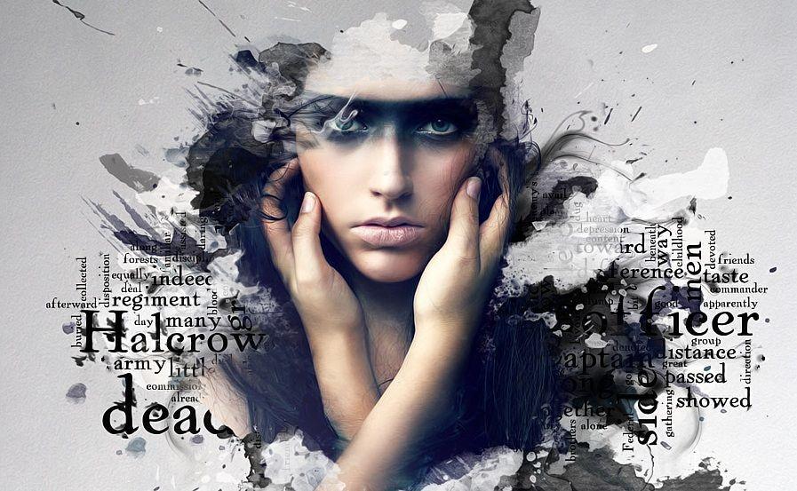 Spectacular Display of Digital Art From Young Designer Angelika Kural