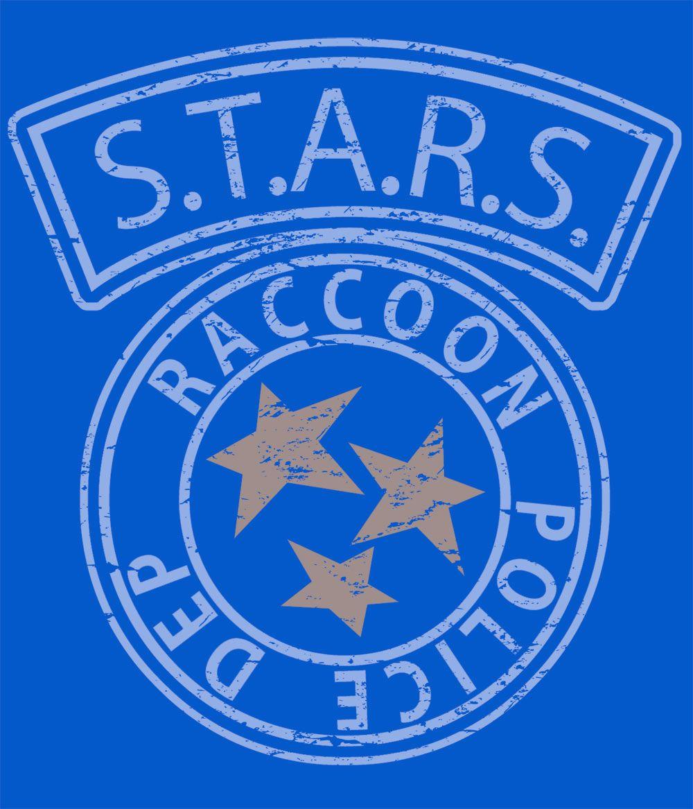 Camiseta Resident Evil Logo Stars Raccoon City Residen Evil Resident Evil Imagenes Wallpapers
