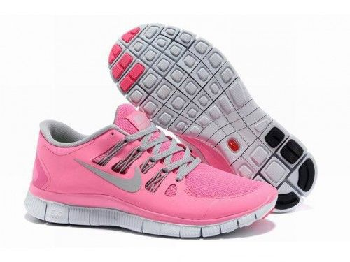 finest selection 82f26 9a1f0 ... where can i buy womens nike free 5.0 baby pink 3 nike running shoes  store offers