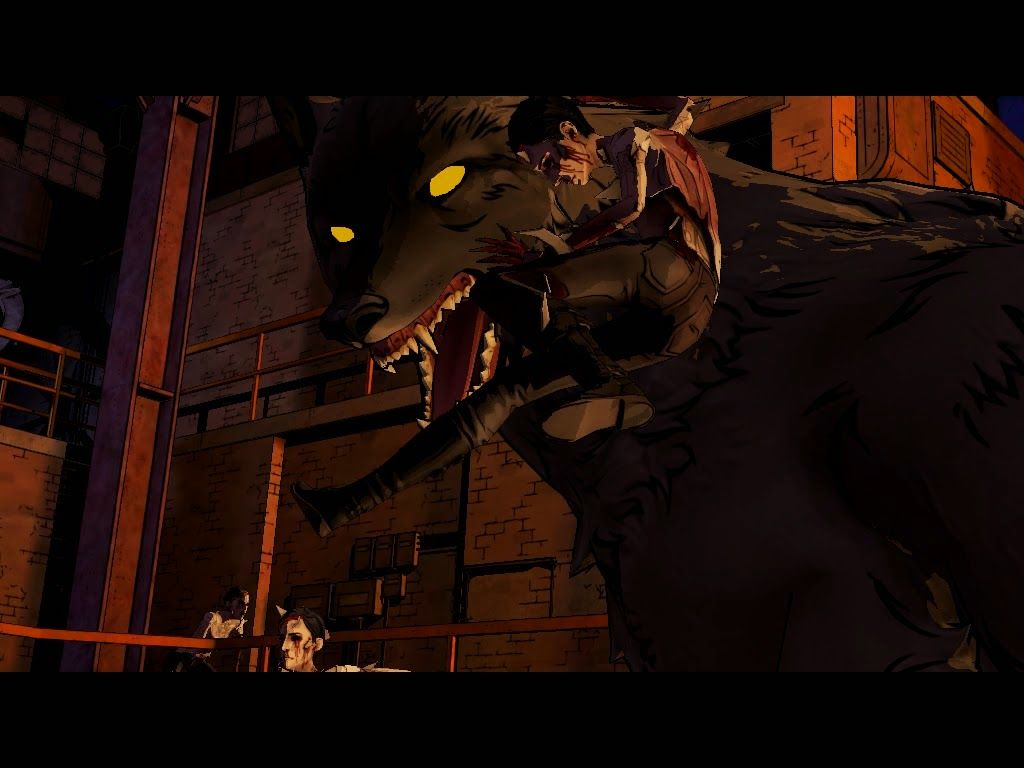 Image result for the wolf among us bigby wolf form | Games ...
