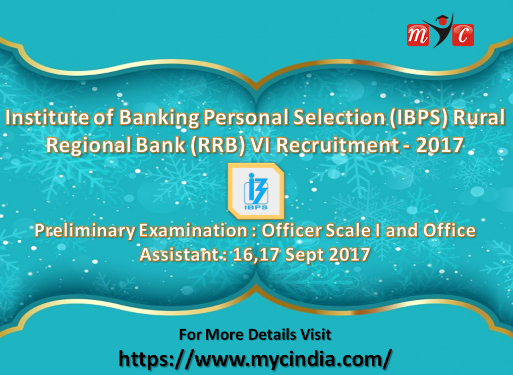 Institute of Banking Personal Selection (IBPS) Rural