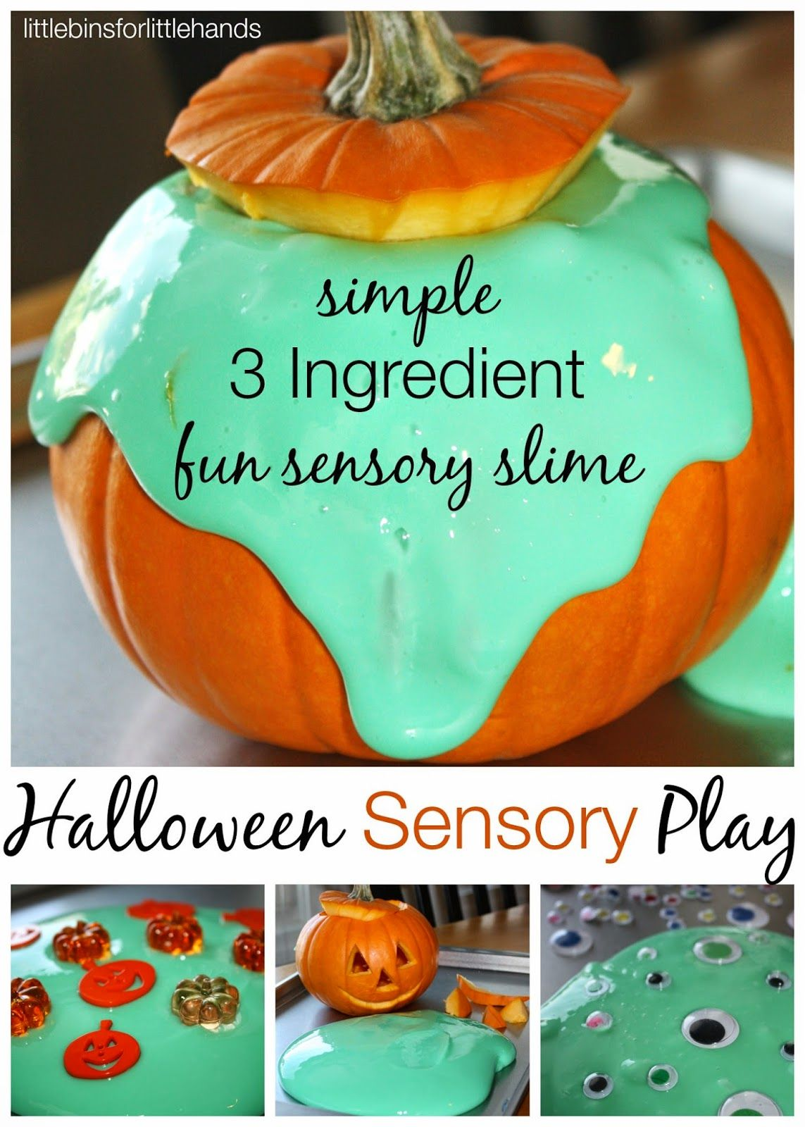 halloween sensory ideas