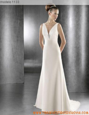 1133 vestido de novia lugo novias | vestidos de novia baratos en