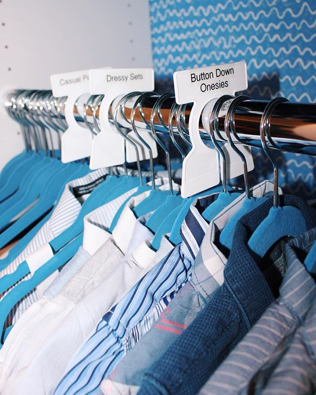 Manage Whatu0027s In Your Closet With The Container Storeu0027s Closet Rod  Organizers! #organizenypb #
