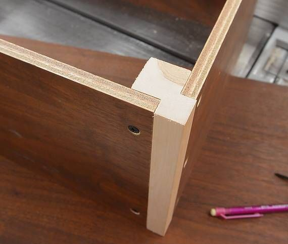 Build A Plywood Box Making A Storage Box From Thin