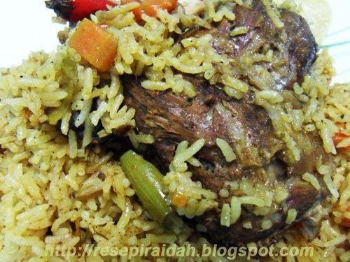 Saya Belajar Membuat Nasi Kabsa Ini Dari Blog Kawan Dan Juga Resepi2 Yang Saya Cari Dari Internet Disini Kalau Nak Mak Resep Makanan Makanan Arab Resep Daging