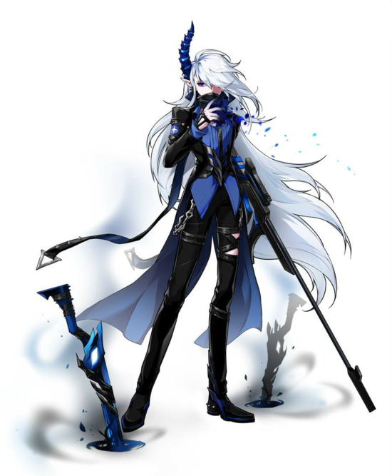 Anime Character Design Jobs : Diabla demonio ciel elsword pinterest anime rpg and