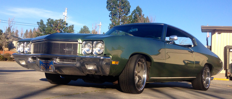 "71' skylark dropped 2"" Buick Skylark, Muscle Cars"