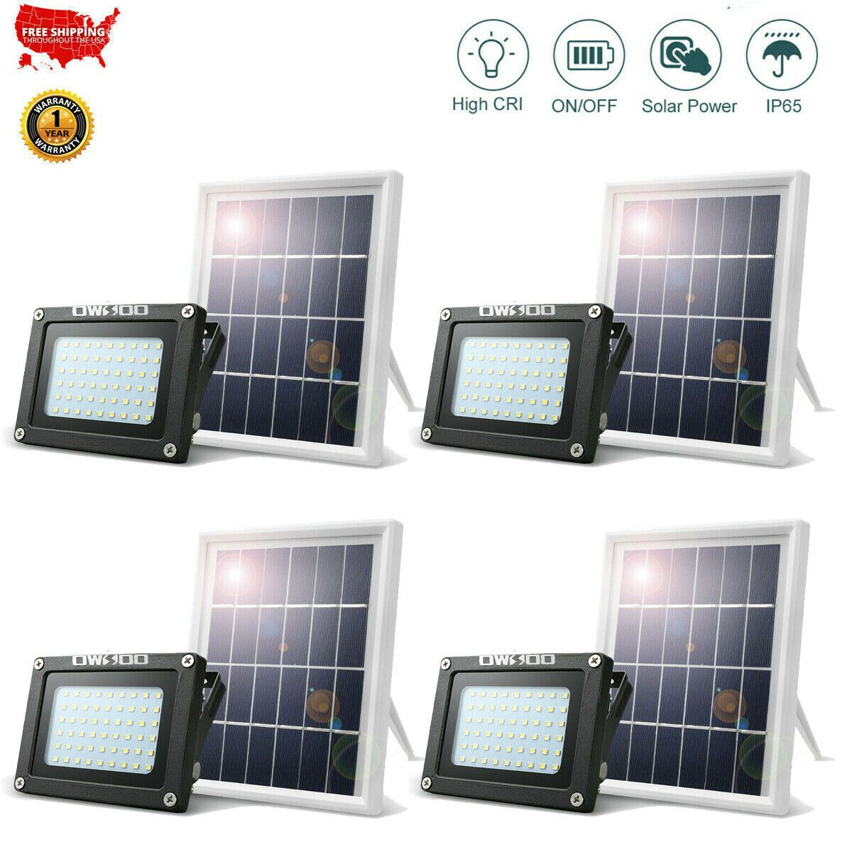 Details About Solar Sensor 54 Led Flood Light Security Spot Lamp Outdoor Security Dusk To Dawn In 2020 Solar Lamp Solar Wall Lights Solar Flood Lights