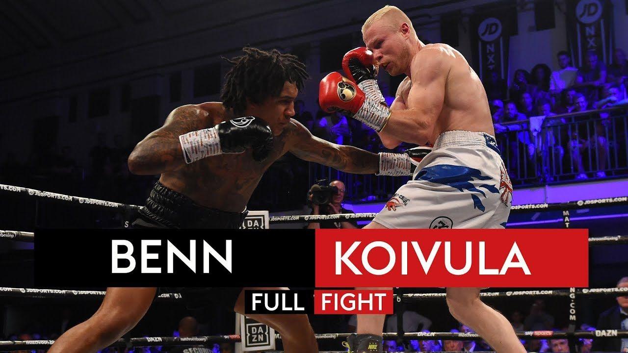FULL FIGHT! Conor Benn vs Jussi Koivula Fight, Sport