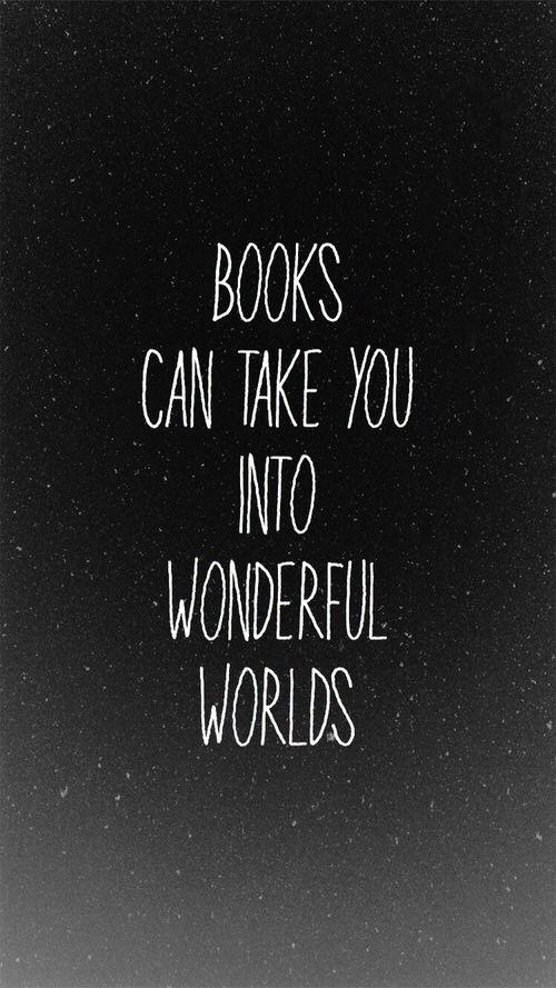 Wundervolle Welten Welten Voller Wunder Lesen Zitat Spruche Spruch Literatur Bucher Bucherliebe Buch Booknerd Leseratte Schrift Schriftart
