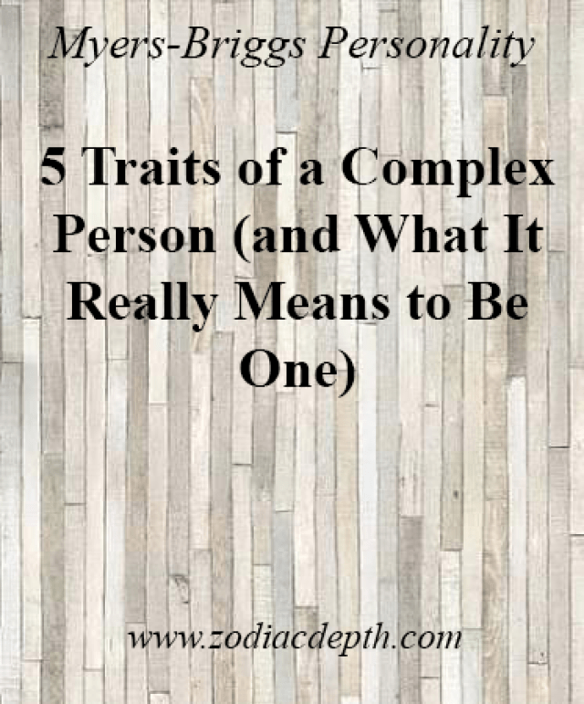 what does traits of a person mean