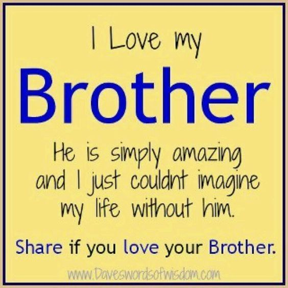 Simply Amazing My Brother Quotes Love My Brother Quotes Brother N Sister Quotes