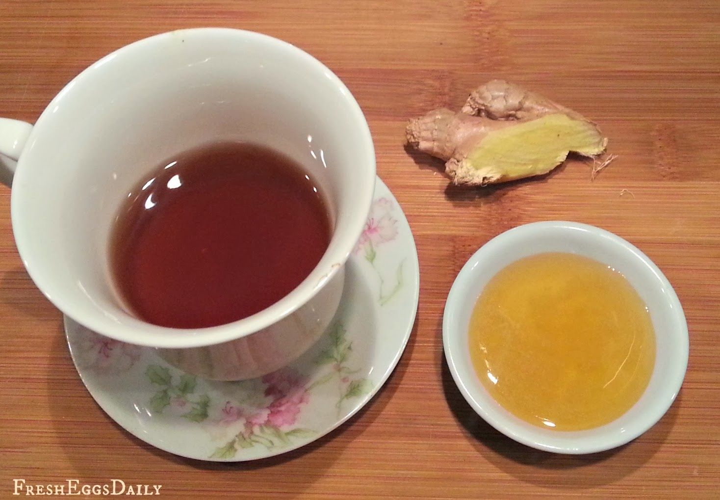 How to make a ginger simple syrup. Ginger has a number of
