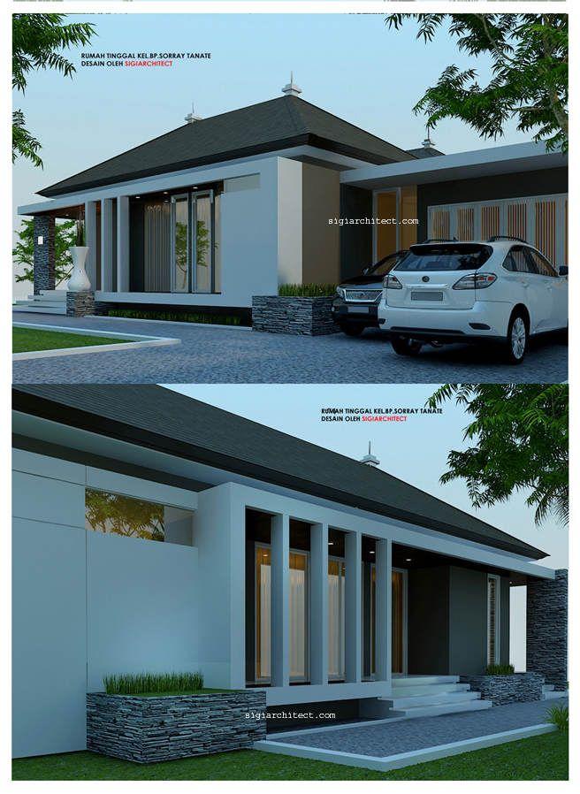 92 Gambar Desain Rumah Modern Luas HD Paling Keren Untuk Di Contoh