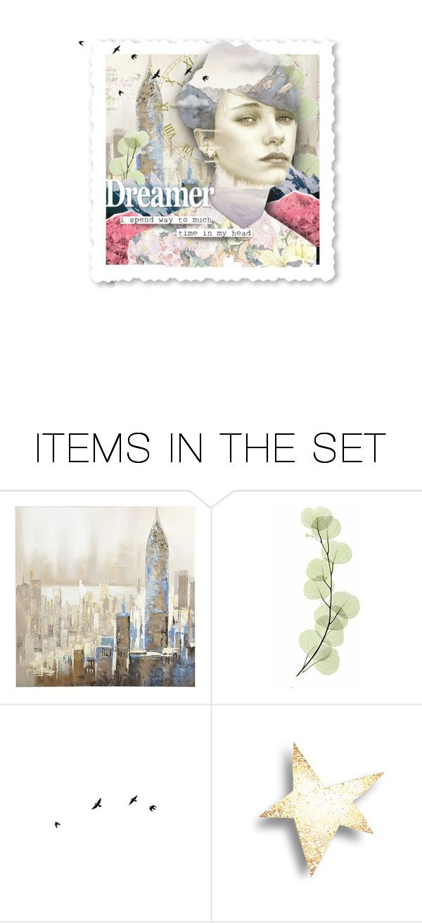 """""""Dreamer"""" by mew-muse ❤ liked on Polyvore featuring art"""