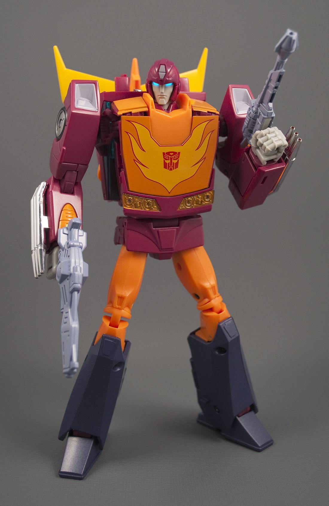 "Transformers Rodimus MP-28 Masterpiece HOT gifts 5/""  Figure In Stock TAKARA TOMY"