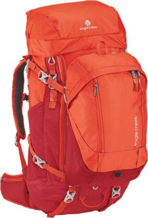 A 45-liter travel pack with a 15-liter clip-on daypack 660c0fd6f8b80