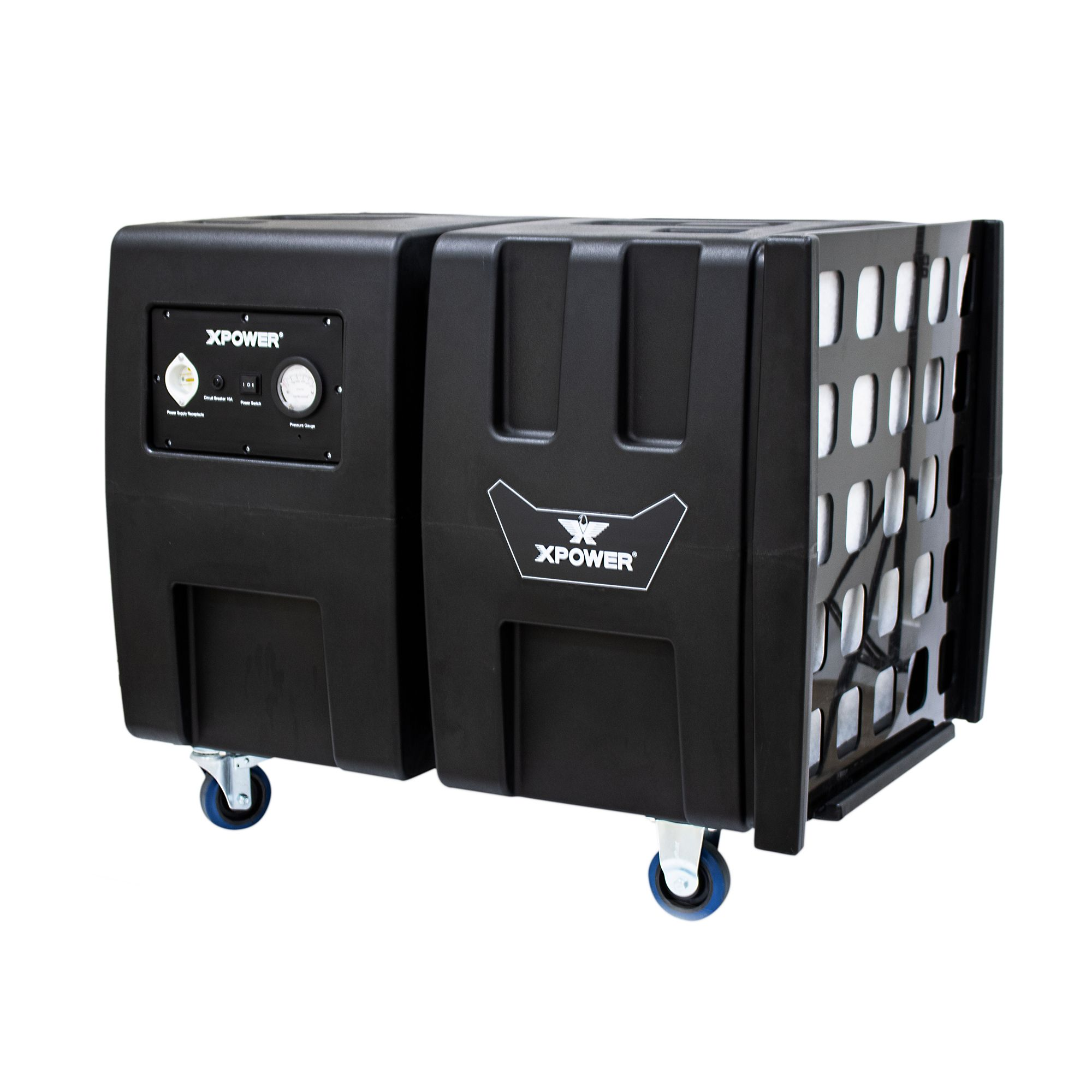 XPOWER AP2000 Portable Industrial HEPA Air Scrubbers for