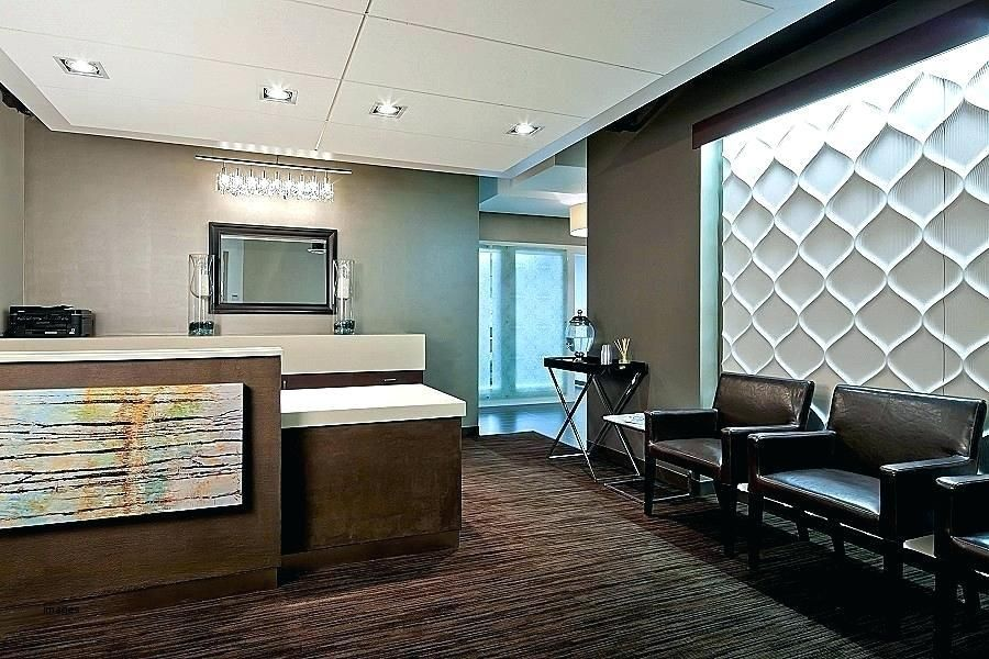Modern Medical Office Design Wall Doctors Office Waiting Room