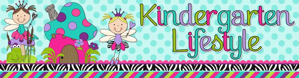 Kindergarten Lifestyle: WELCOME!!