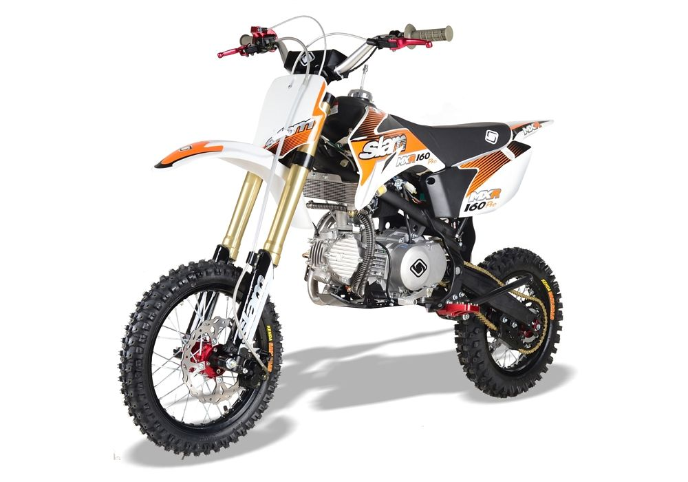 MX1 Slam MXR160 PRO 4 Stroke 160cc Pit Bike, £1,199.99