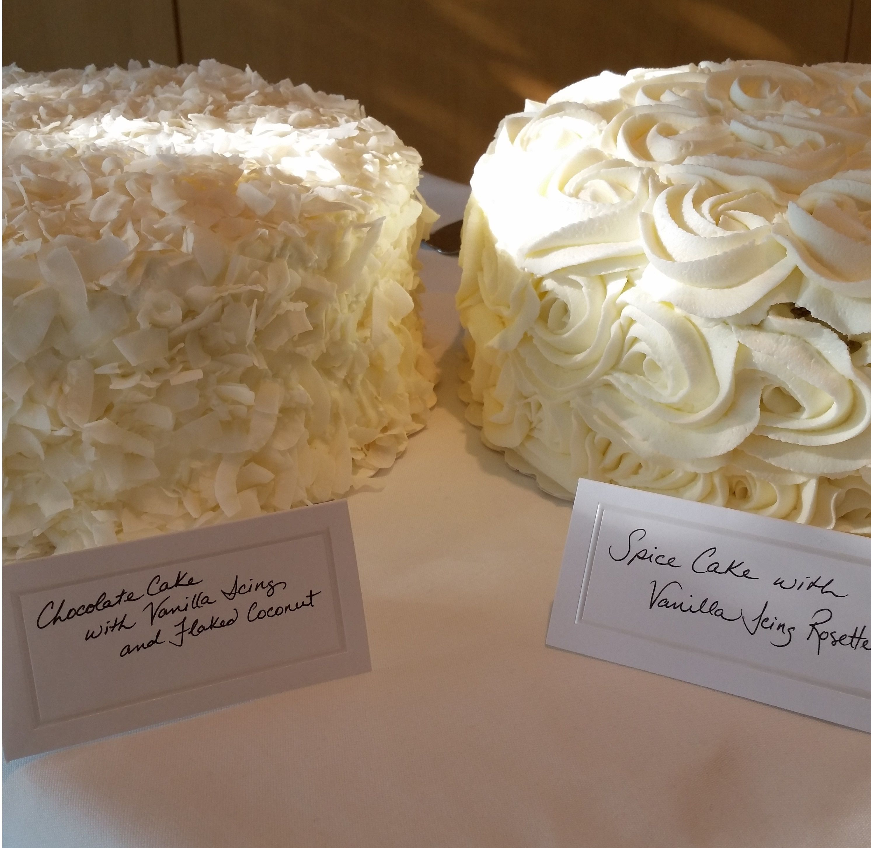 His & Hers Cakes :)