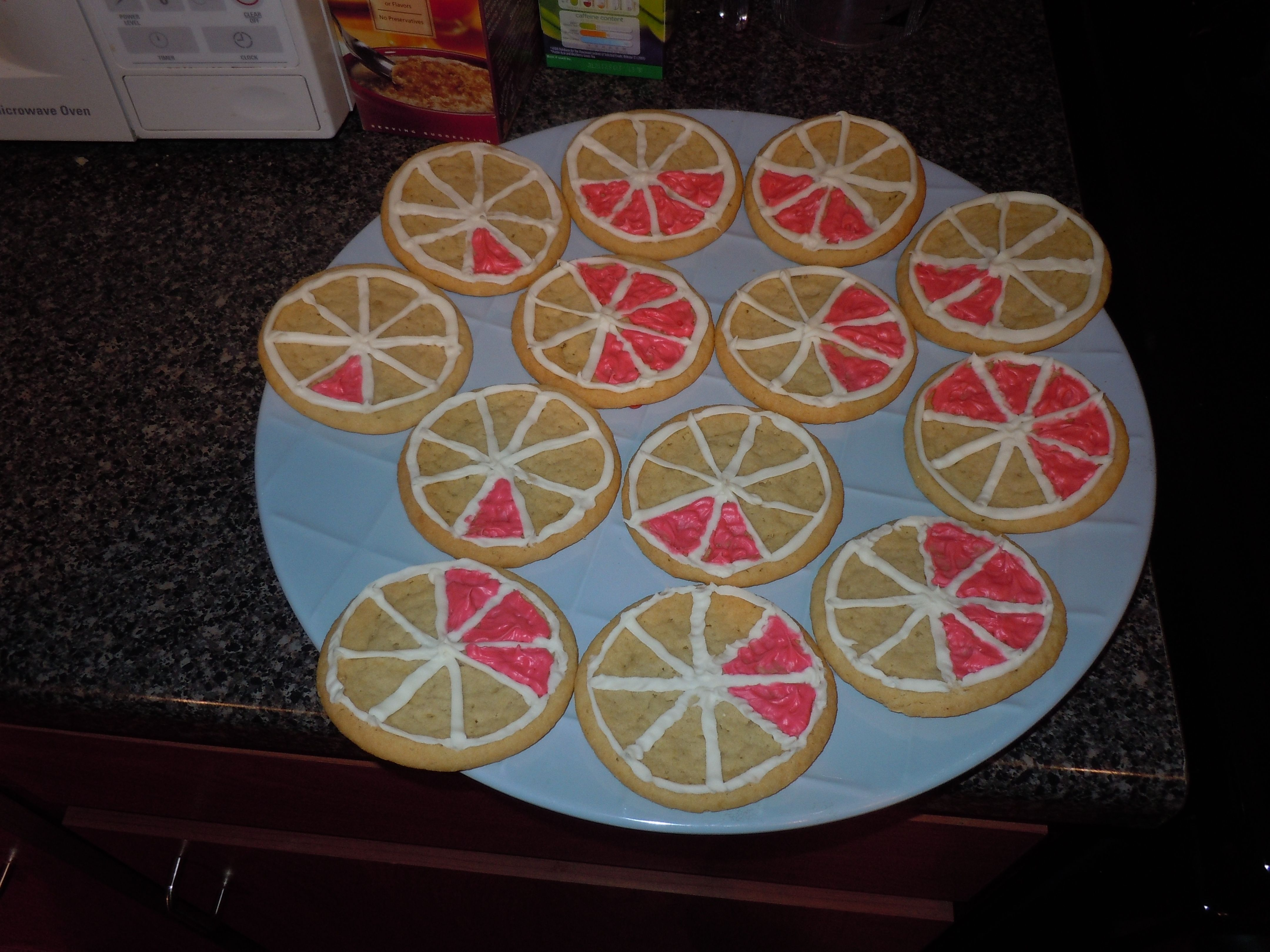 Math Fraction Cookies Could Be Used For Several Different