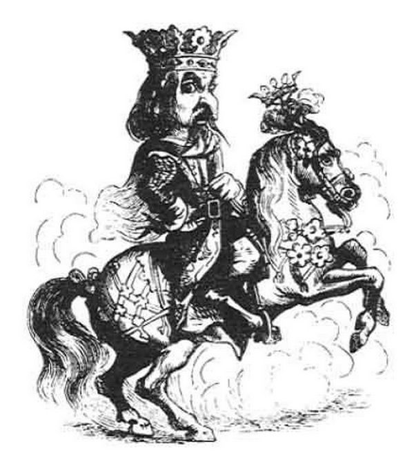 72 demons  berith horrible duke  he appears as a solider dressed in red with a golden crown on a