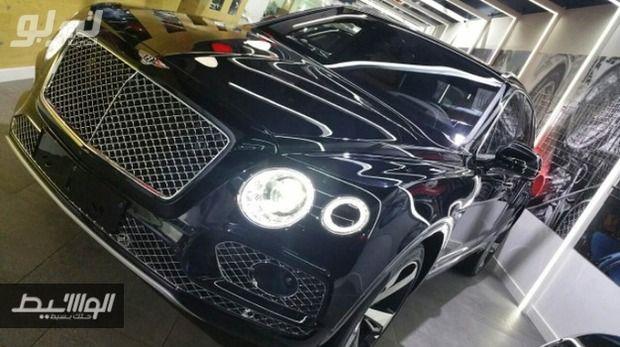 صور بنتلي بينتايجا 2017 للبيع على موقع الوسيط تعرف على سعرها Sports Car Car Bmw Car