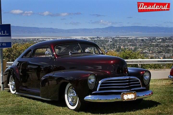 1947 Chevy Coupe Lead Sleds LOWRIDIN LEAD SLEDS n COOL