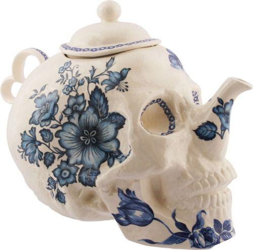 Tea, anyone?