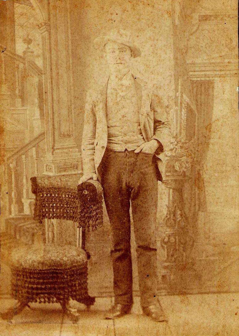 W.J. Vickery Photographer  Browneville, Al.