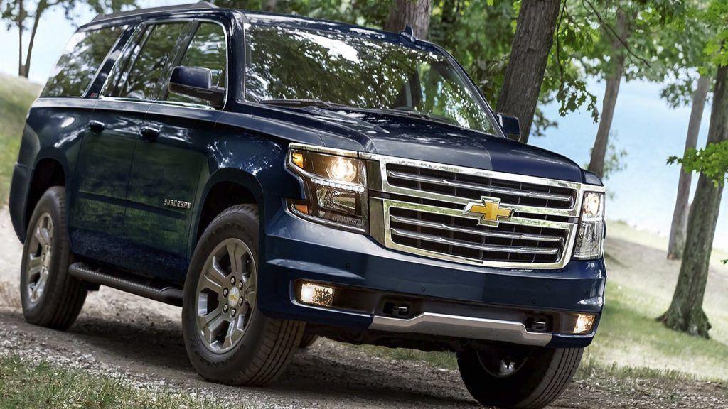 New 2019 Chevrolet Suburban Exterior Changes Chevrolet Suburban