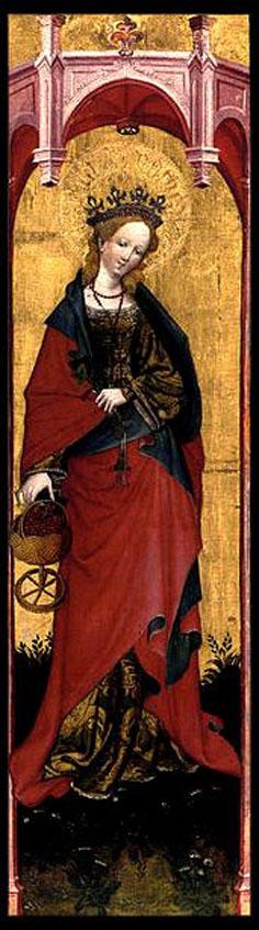Conrad Soest ou Conrad von Soest (1370 — 1422)