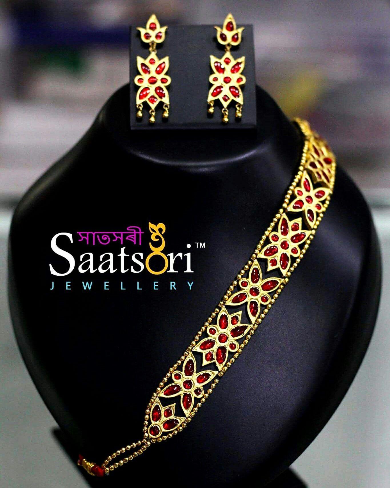Assamese Jewellery Bridal jewelry, Jewelry, Jewelry design