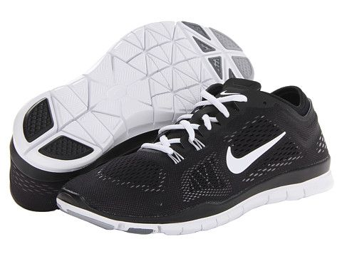 Nike Free 5.0 TR Fit 4 Wmn blackwhitecool greywolf grey