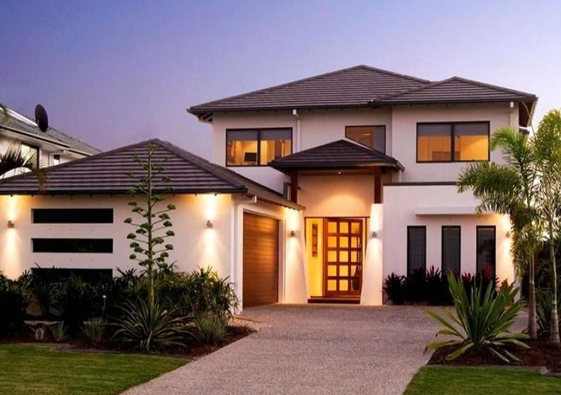 Two Storey House Plans Distinctive Homes Double Storey House Plans Modern Two Storey House Designs 2 Storey House Floor Plans In 2020 Two Storey House Plans Double Storey House House Designs Exterior