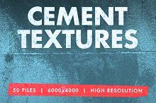 Cement Textures Pack