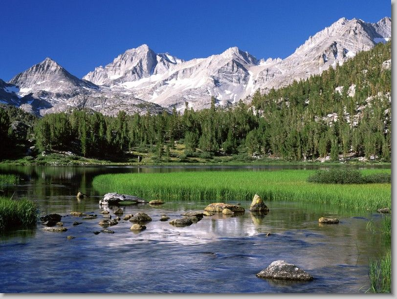 Heart Lake John Muir Wilderness California I Look Forward To Hiking The John Muir Trail Someday John Muir Wilderness Beautiful Mountains Mountain Wallpaper