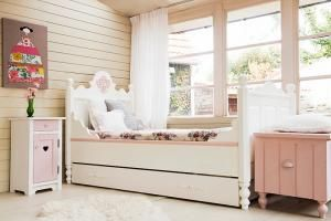 Kinderzimmer Gestalten ▷ Ideen Für Deko, Möbel Und Lampen. Das Kinderbett