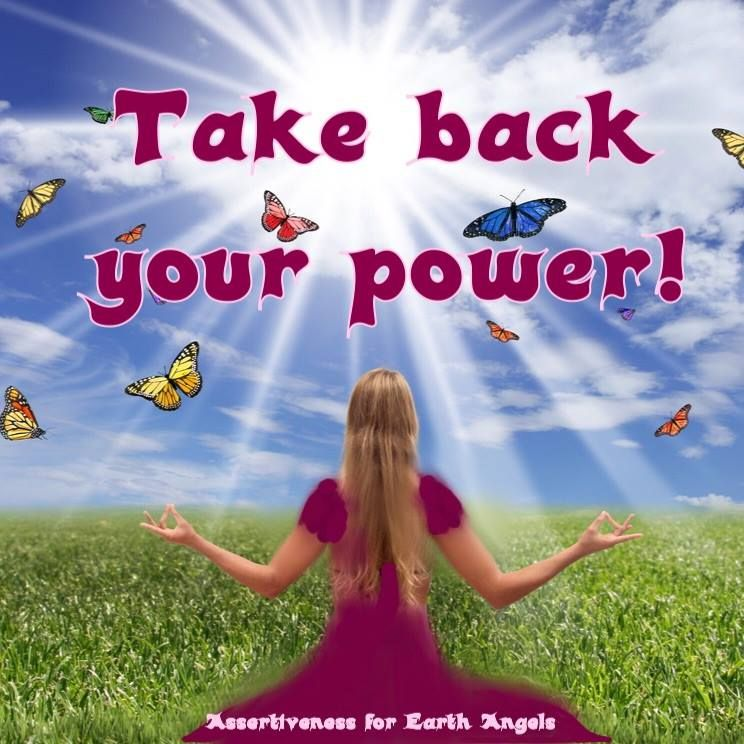 Dear One, have you forgotten how powerful God created you? Have fears of conflict led you to give away your power to those who are mistreating you? It's time to take your power back! Your power has never left you in spiritual truth. You have God's power of love and wisdom within you. You are strong, powerful, and divinely guided now and always. DV444