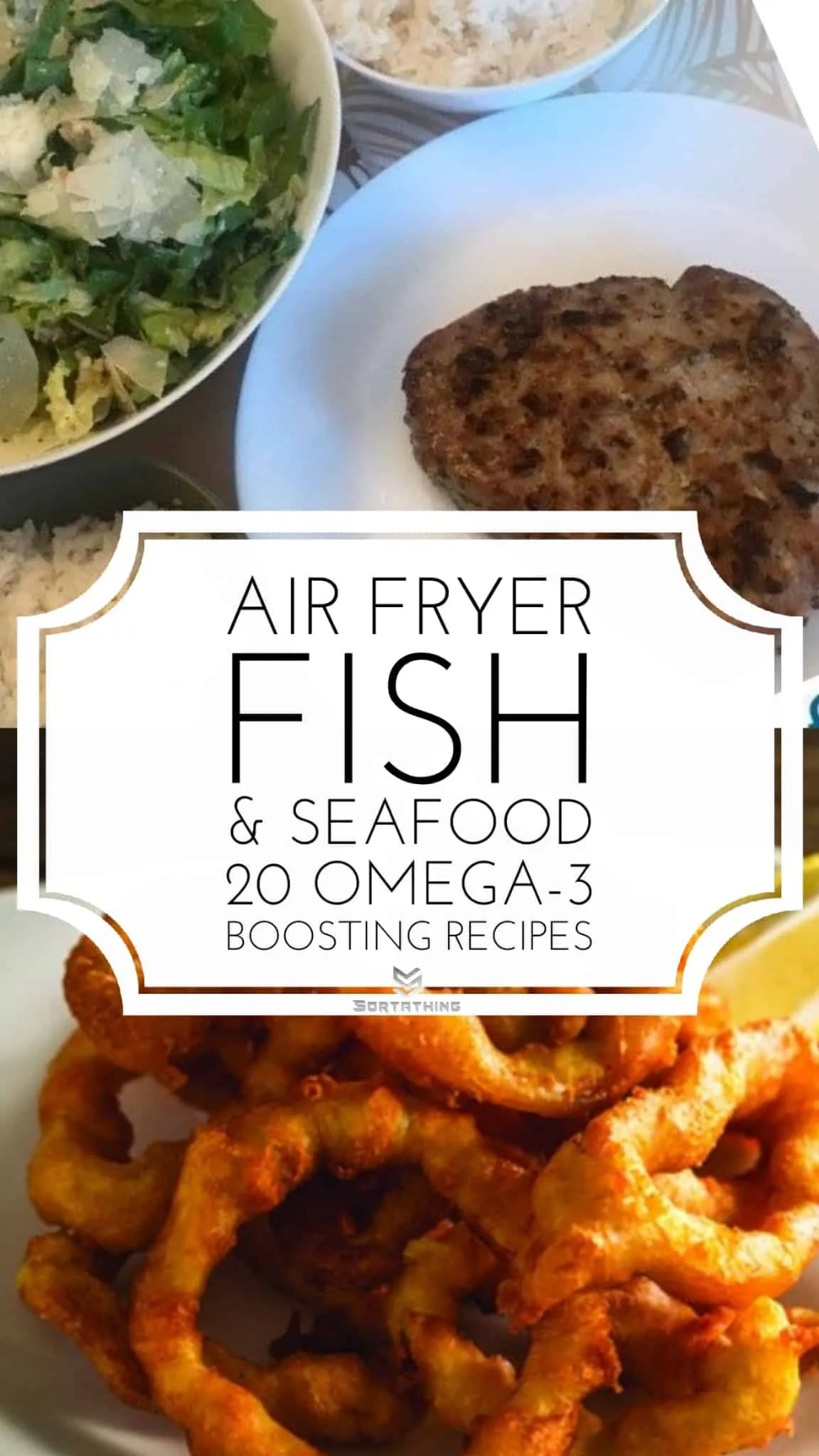 Air Fryer Recipes Fish Special 20 Omega3 Boosting