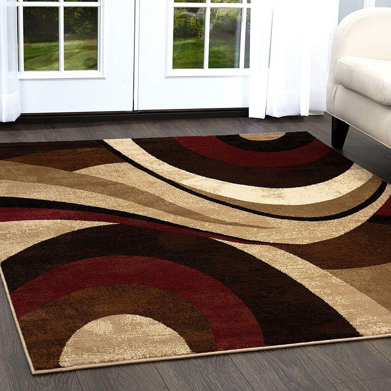 Home Dynamix Tribeca Slade Abstract Runner Rug Products Cheap Home Decor European Home Decor Bedroom Decor